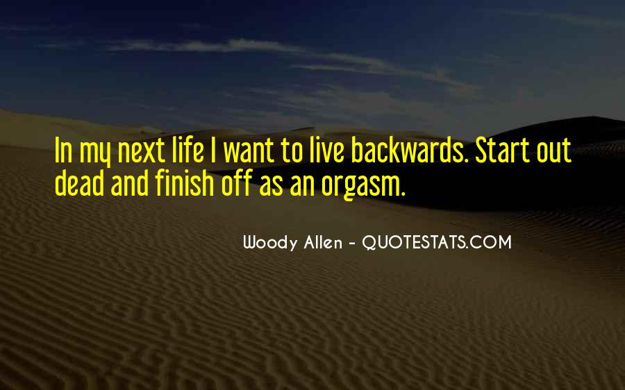 Quotes About Not Going Backwards In Life #720648