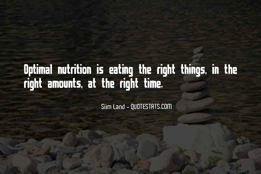 Quotes About Nutrition And Healthy Eating #580404