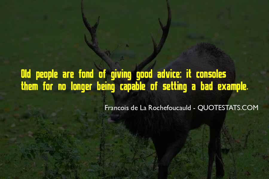 Quotes About Bad Advice #1308436