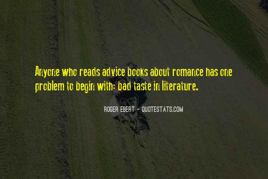 Quotes About Bad Advice #773734