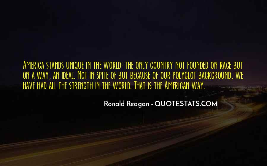 Quotes About The Ideal World #1167607