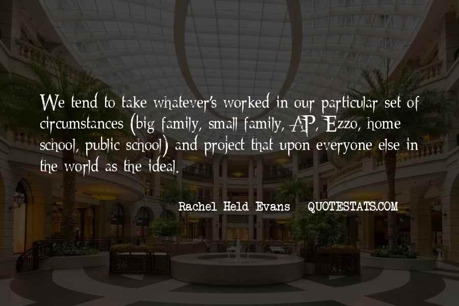 Quotes About The Ideal World #1351206