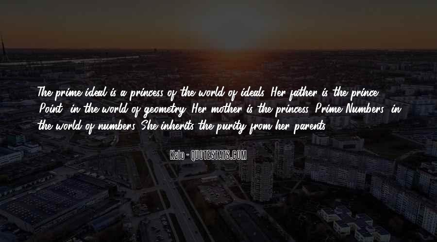 Quotes About The Ideal World #259372
