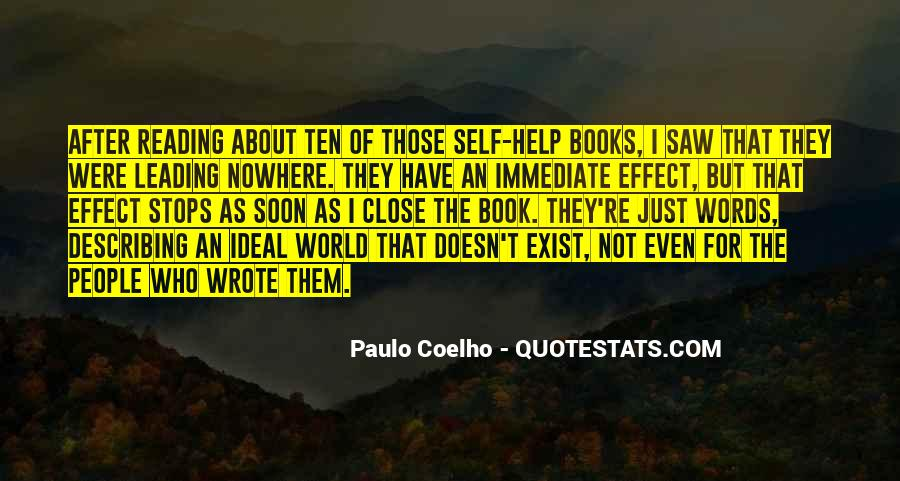 Quotes About The Ideal World #448297