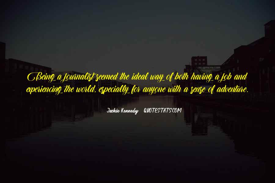 Quotes About The Ideal World #825129