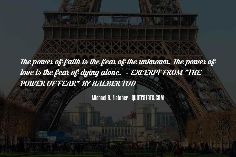 Quotes About Dying For Faith #1120499
