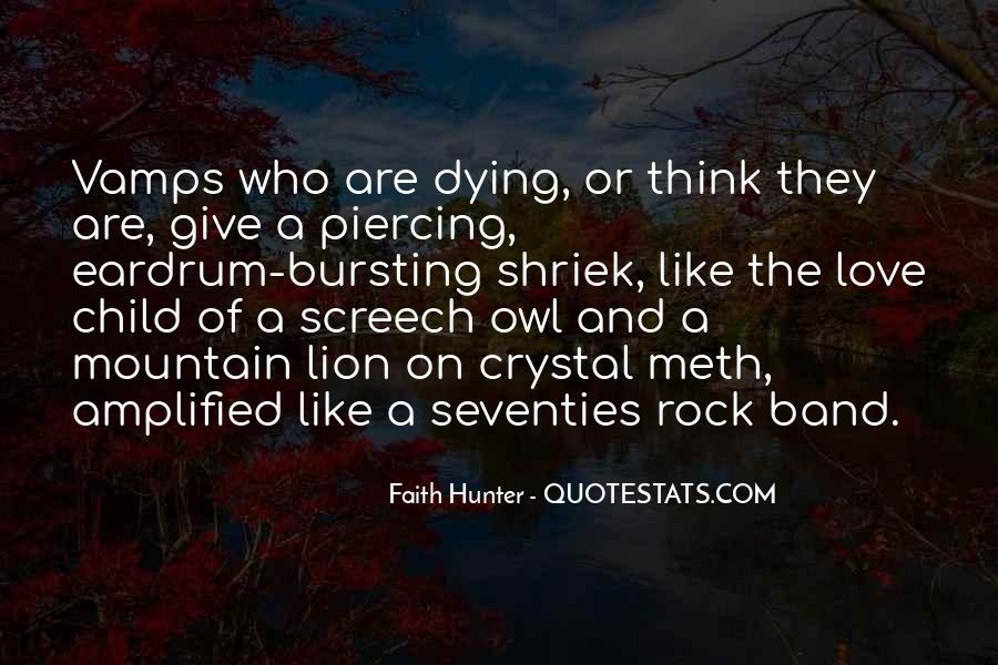 Quotes About Dying For Faith #1256267