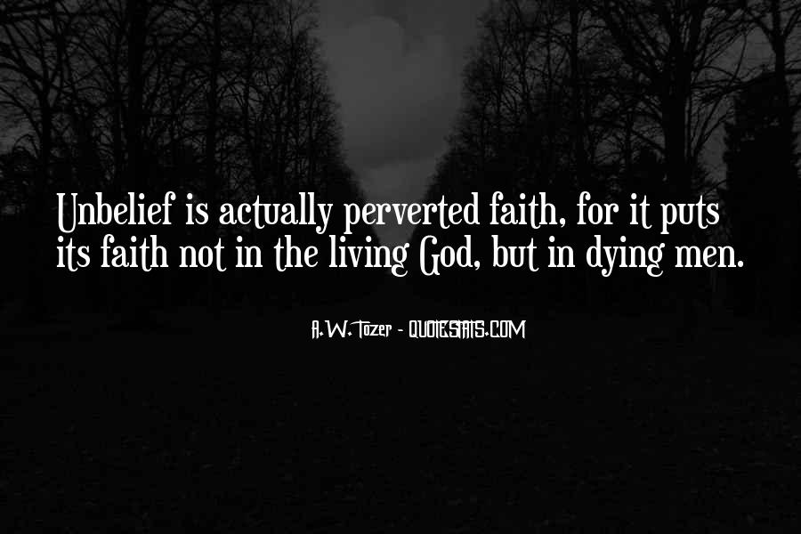 Quotes About Dying For Faith #1460669