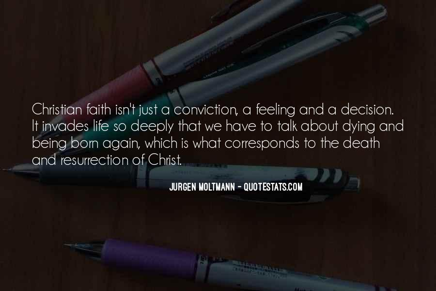 Quotes About Dying For Faith #1483713