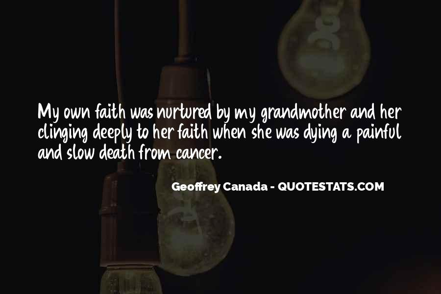 Quotes About Dying For Faith #1819427