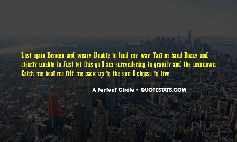 Quotes About Broken Hand #1274165