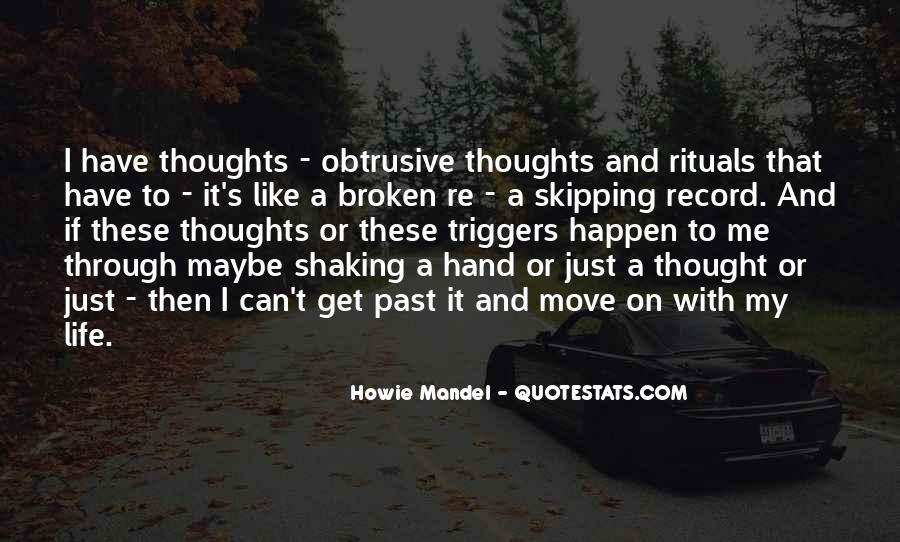 Quotes About Broken Hand #1790774