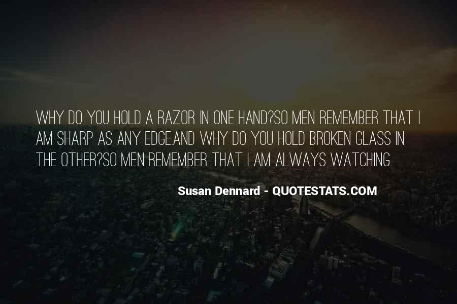 Quotes About Broken Hand #275884