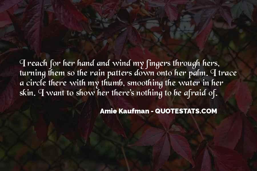 Quotes About Broken Hand #426692