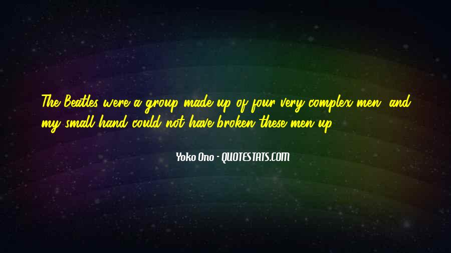 Quotes About Broken Hand #733177