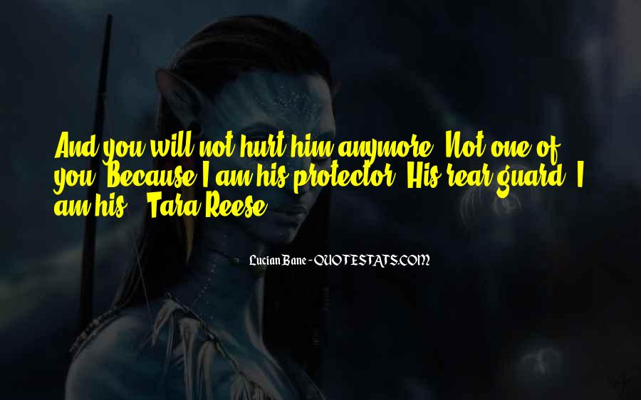 Quotes About You Can't Hurt Me Anymore #542089