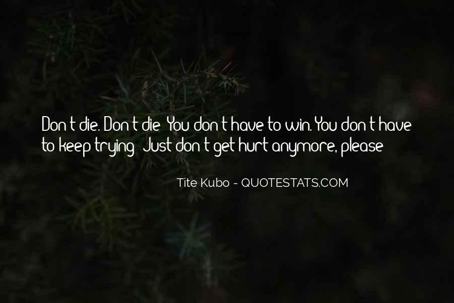 Quotes About You Can't Hurt Me Anymore #560288