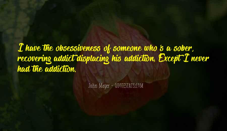 Quotes About Recovering From Addiction #612313
