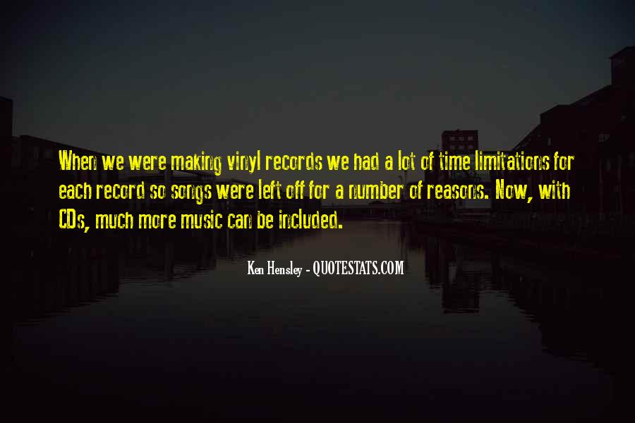 Quotes About Records Vinyl #1558501