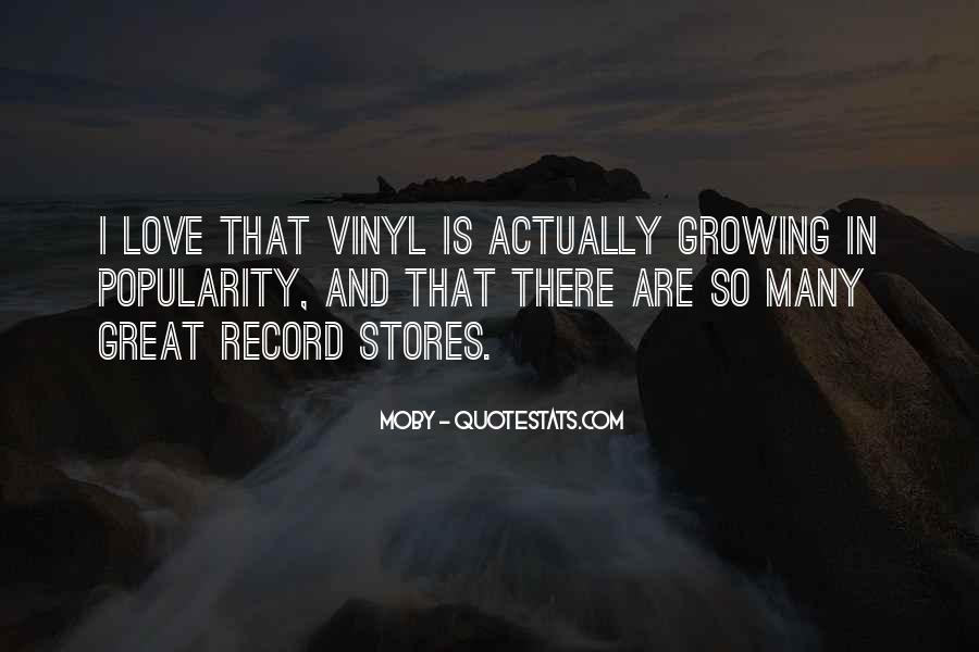 Quotes About Records Vinyl #707530