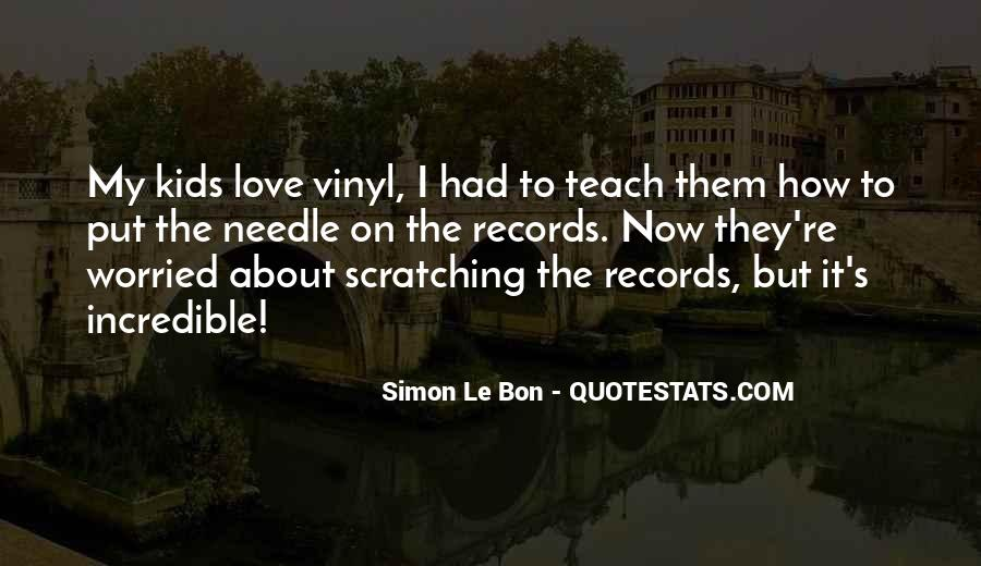 Quotes About Records Vinyl #999518