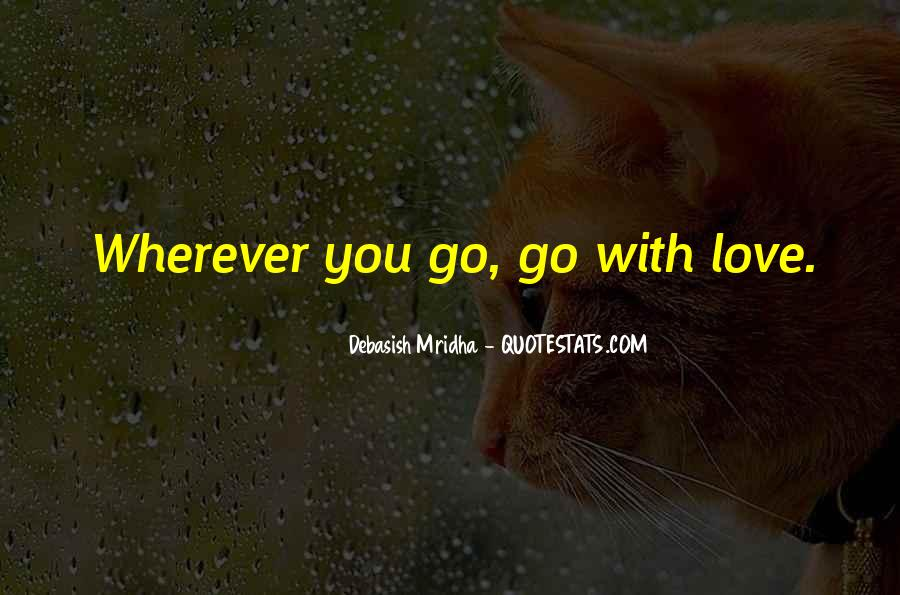Quotes About With Love #4850