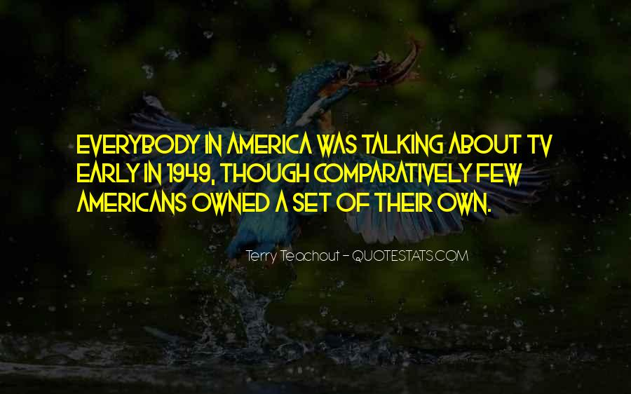 Quotes About Early America #1724544