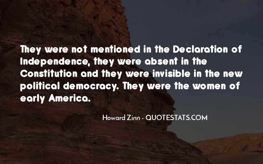 Quotes About Early America #1743619