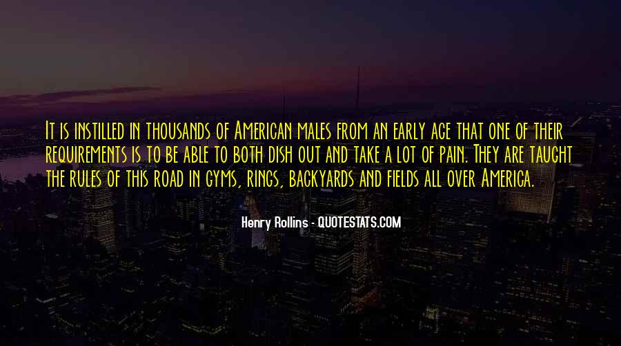 Quotes About Early America #615134