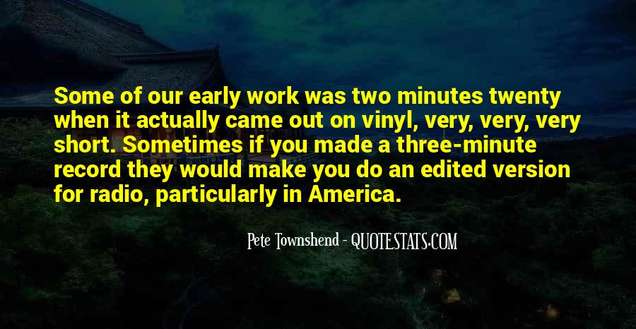 Quotes About Early America #667346