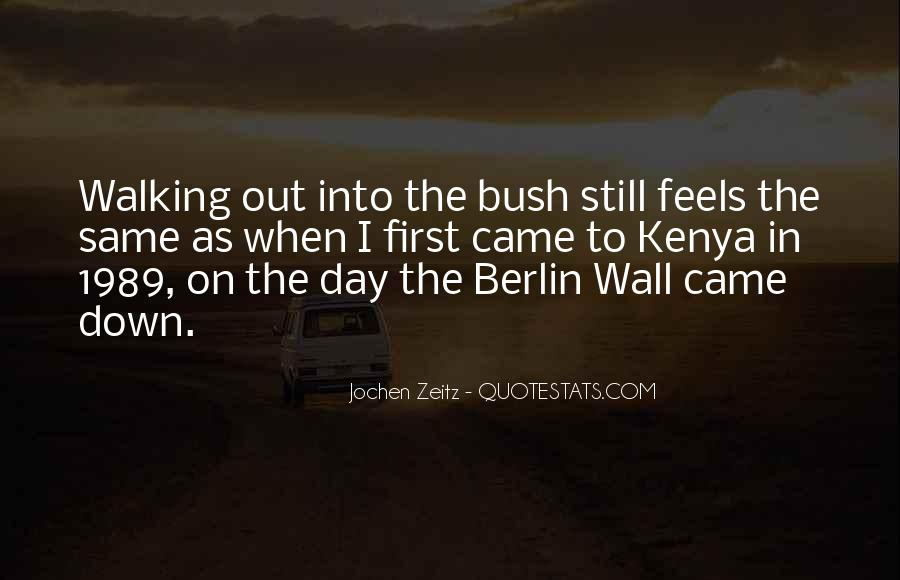 Quotes About Bush Walking #212021