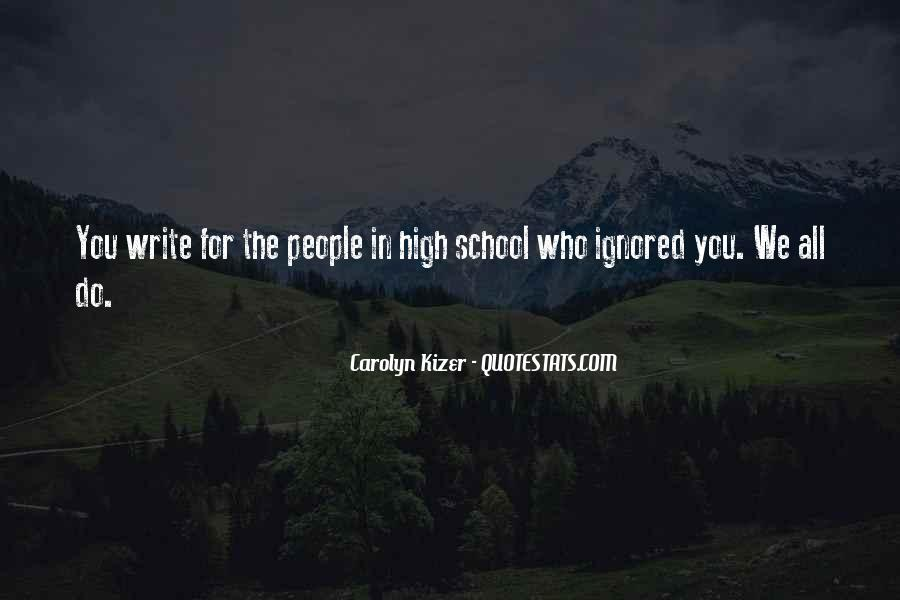 Quotes About Ignored By Someone #74327