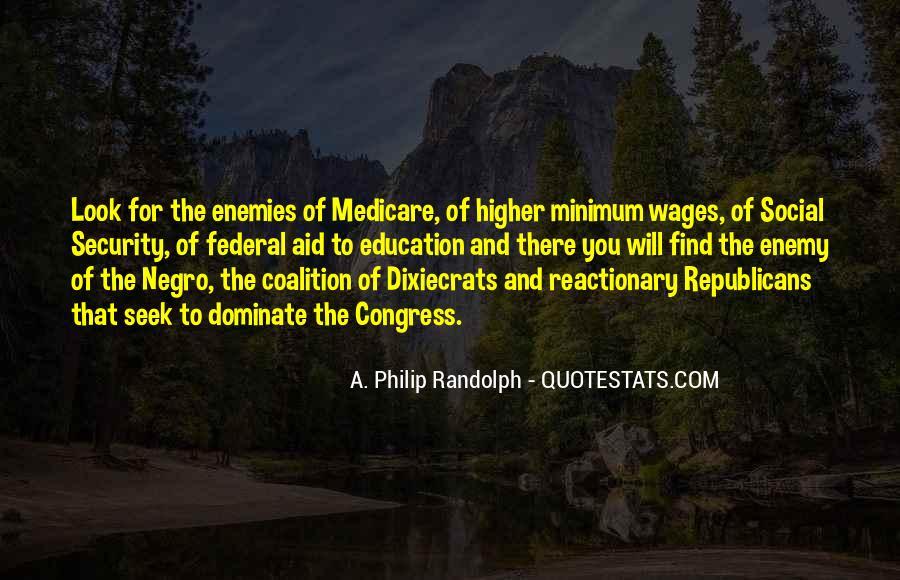 Quotes About Dixiecrats #915446