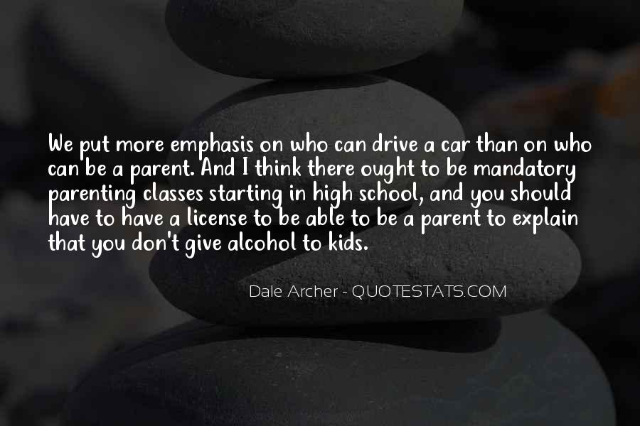 Quotes About Starting High School #1188705