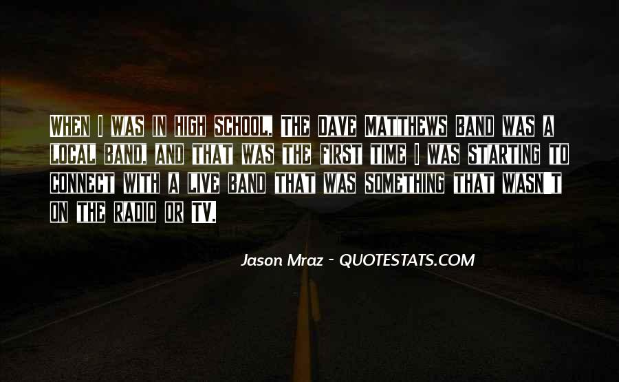 Quotes About Starting High School #347479
