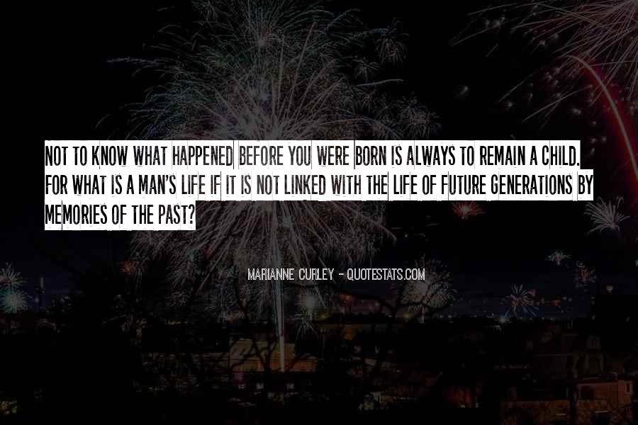 Quotes About Not Know The Future #60414