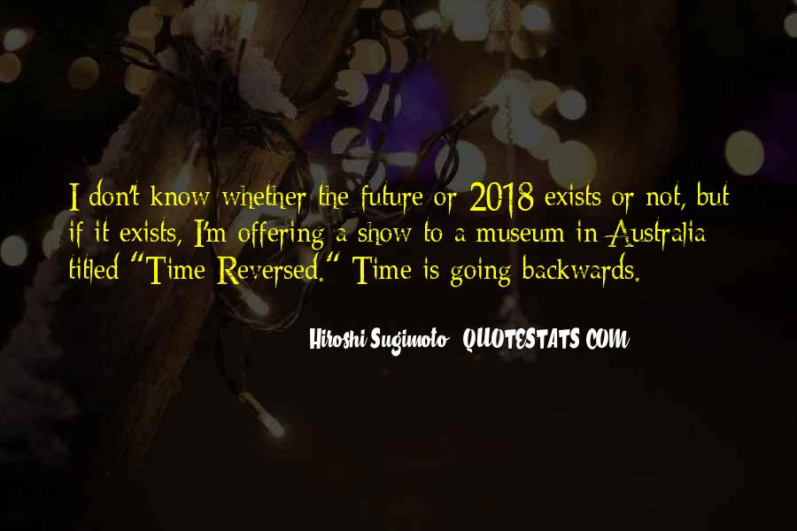 Quotes About Not Know The Future #673373