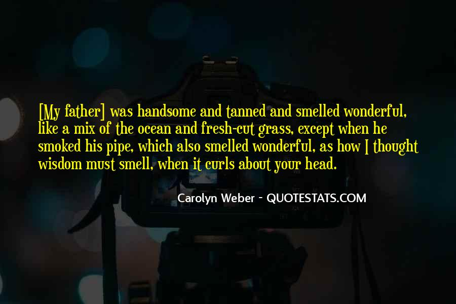 Quotes About Having A Wonderful Father #102899
