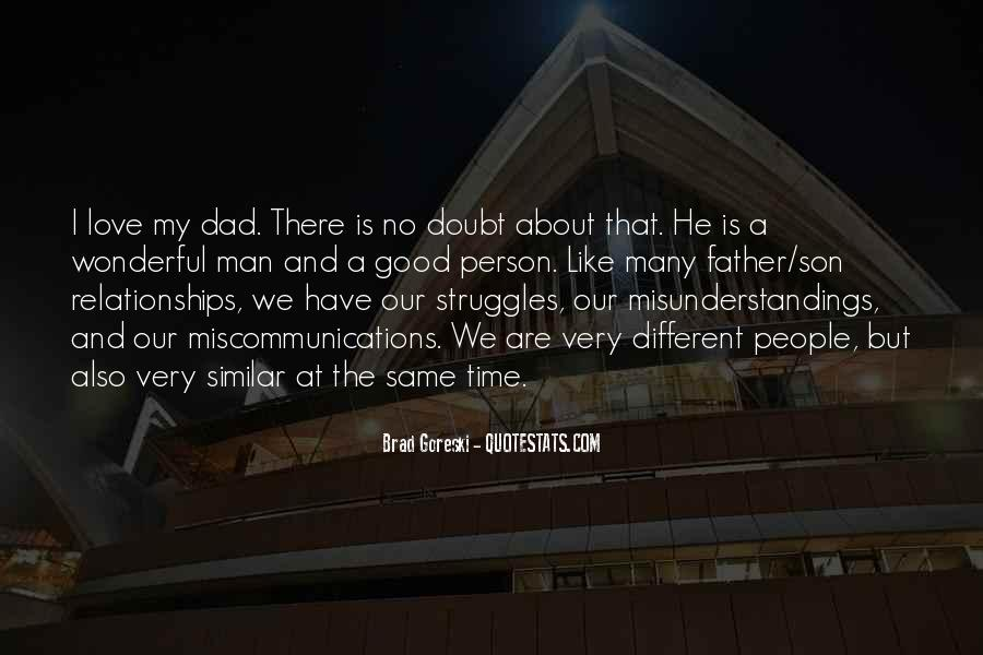 Quotes About Having A Wonderful Father #462362