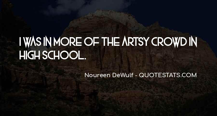 Quotes About Artsy #1565107