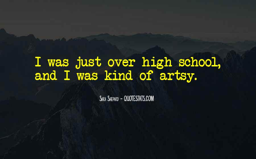 Quotes About Artsy #1832372