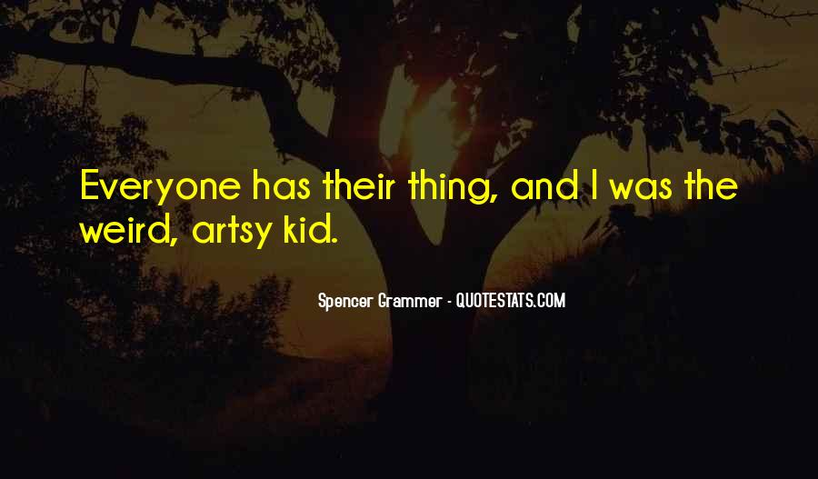Quotes About Artsy #954616