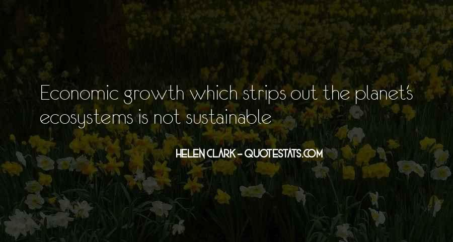 Quotes About Ecosystems #1111609