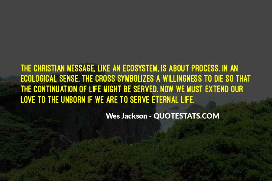 Quotes About Ecosystems #1370442