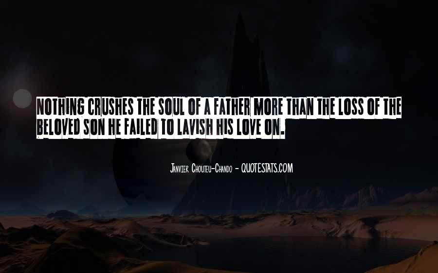 Quotes About Loss Of A Son #121004