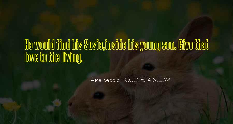 Quotes About Loss Of A Son #1732553