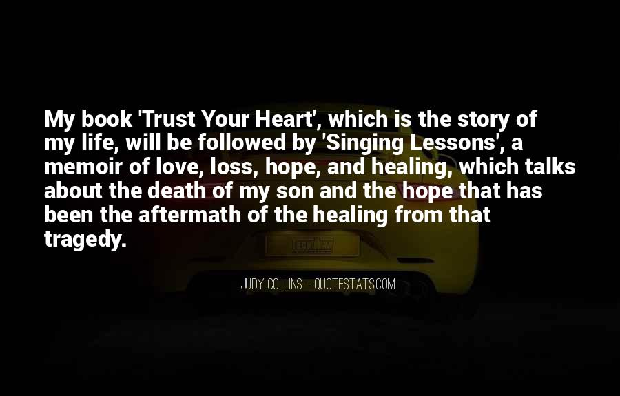 Quotes About Loss Of A Son #537912