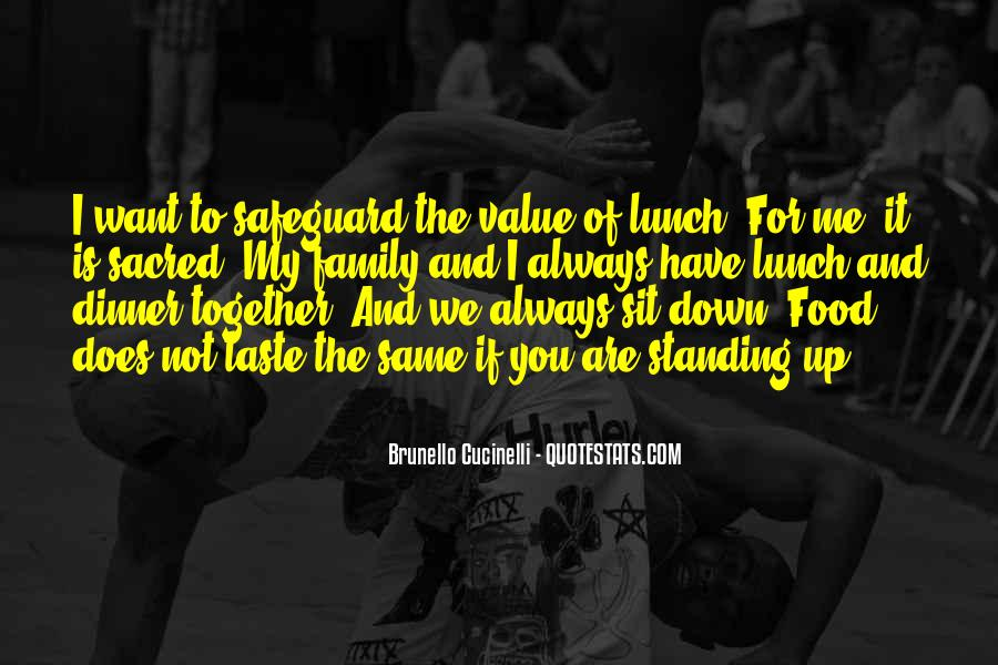 Quotes About Family Standing Together #207786
