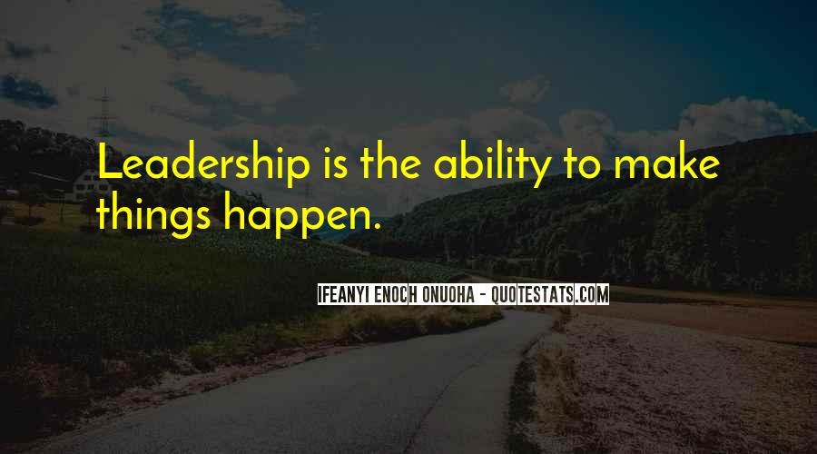 Quotes About Leadership And Followership #1737025