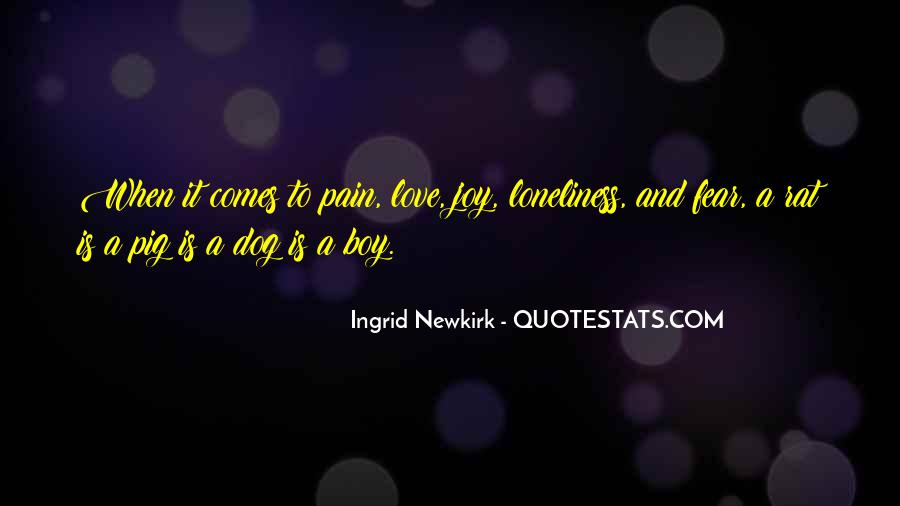 Quotes About Love Is Pain #133012